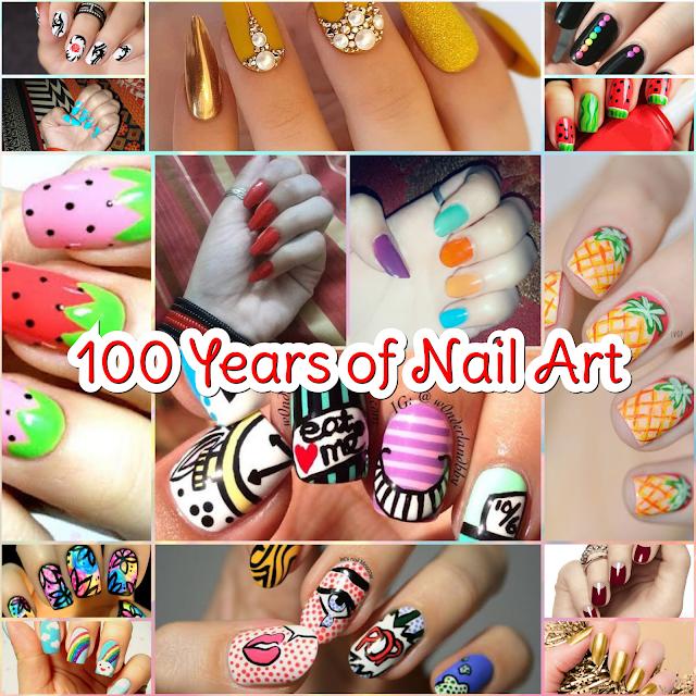 100 Years of Nail Art History?