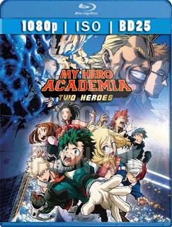 My Hero Academia Two Héroes 2018 BD25 [1080p] Latino [GoogleDrive] SXGO
