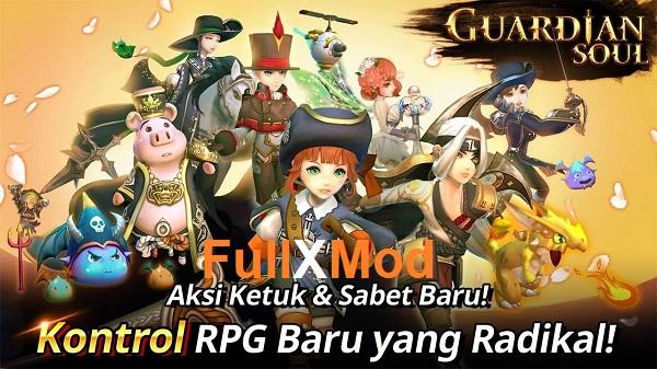 Guardian Soul Mod APK