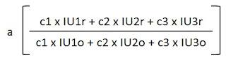 Monomio en la fórmula polinómica