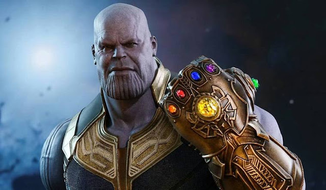 Get Avengers Endgame Gauntlet Power : Google 'Thanos' and click the Infinity Gauntlet right now
