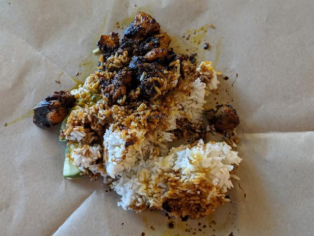 Sempat Singgah Di Lepak Luu Cafe, Kuantan Untuk Makan Malam