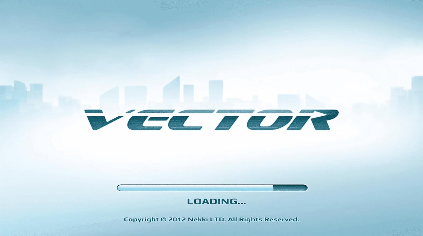 تحميل لعبة Vector