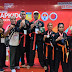 Ekshibisi Hapkido PON XX: Atlet Maluku Raih 1 Perak & 4 Perunggu