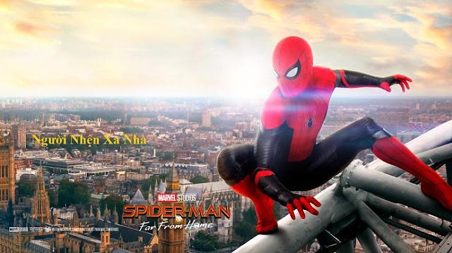 Người Nhện: Xa Nhà - Spider-Man: Far From Home (2019)