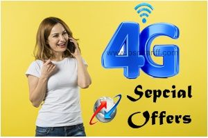 Advance Prepaid recharge plans of BSNL 94 and 95 Offers 3GB data