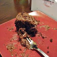 Chocolate Cupcake from Bunner's Gluten Free Vegan Bakery
