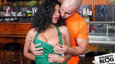 Big Naturals – Gabriela Lopez: Big Titty Barista (2020/FULLHD)