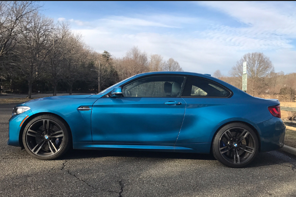 2016 BMW M2 Manual Review