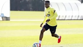 Fati 'to be included in Spain squad for March games vs Germany & Netherlands'