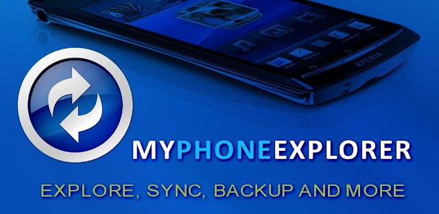 تحميل تطبيق MyPhoneExplorer Client برنامج ادارة هاتفك الذكي عبر الكمبيوتر