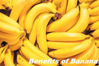 Benefits of Bananas for Body Health