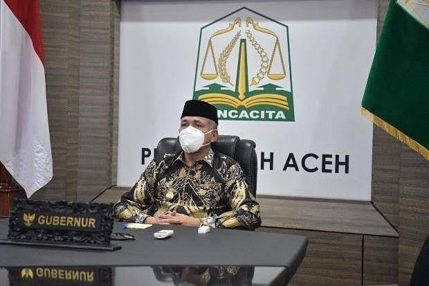 Breaking News: Hasil Swab Terbaru Keluar, Gubernur Aceh Masih Positif COVID-19