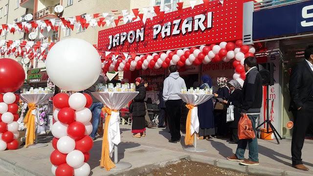 Japon Pazarı Bayilik Şartları
