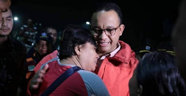 Warga Sebut Anies 'Gubernur Rasa Presiden', Gerindra: Tumpahan Rasa Haru