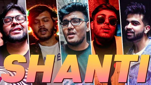 Shanti - Dank Rishu, Sammad, Karun, Kuns and Tarun