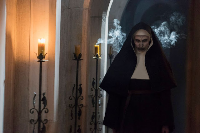 The Nun (2018) Trailer and Top Quotes
