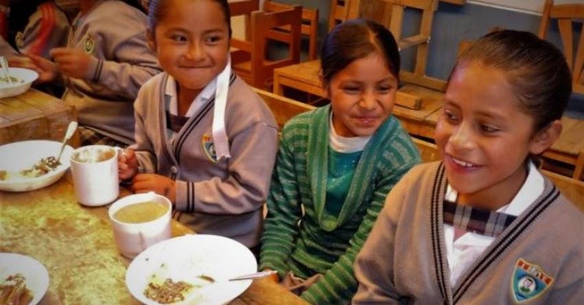 Un total de 2135 estudiantes de Áncash recibieron servicio alimentario de Midis Qali Warma - www.qaliwarma.gob.pe