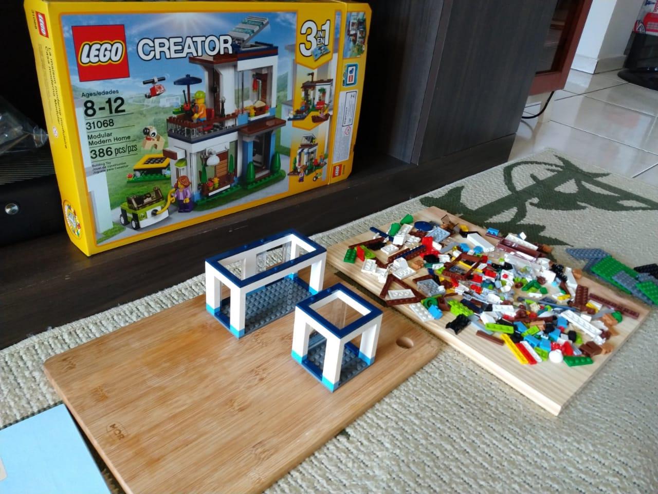 lego modular home 2