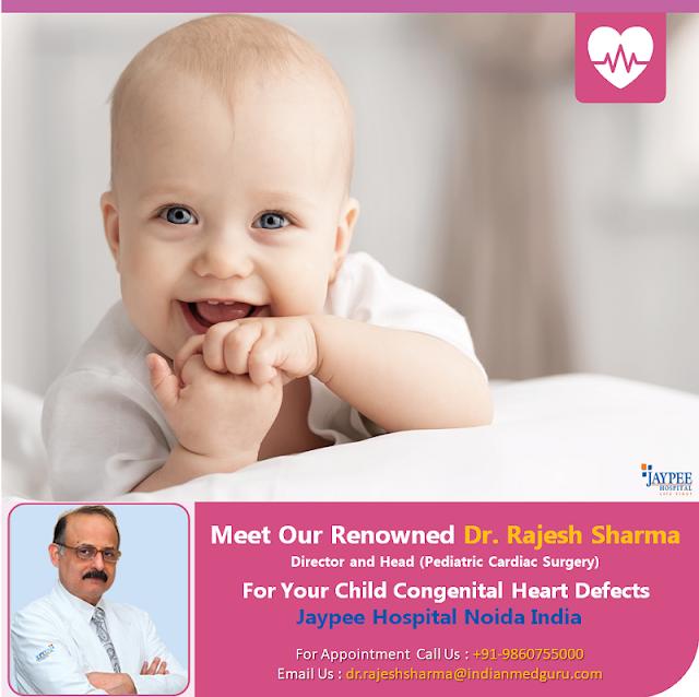 Best Pediatric Heart Surgeon Dr Rajesh Sharma