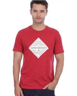 Mr.T Trend Kaos Pria Saat Ini