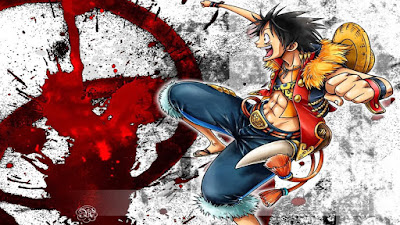 Gambar Wallpaper One Piece HD Monkey D Luffy
