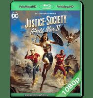 JUSTICE SOCIETY: WORLD WAR II (2021) WEB-DL 1080P HD MKV ESPAÑOL LATINO