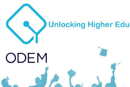 Odem.io - Tempuh Pendidikan Tinggi dengan Mudah Terdesentralisasi Blockchain