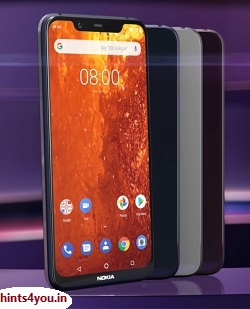 The Nokia V5 smartphone of Nokia X7 smartphones has been launched. HMD Global launched this new Android One smartphone in an event held in Dubai. This smartphone will also be launched in India soon. The new Nokia 8.1 has many features like 4 GB RAM.