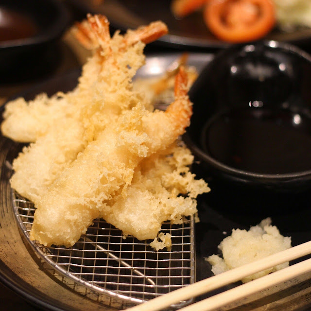 Ebi Tempura from Teriyaki Boy