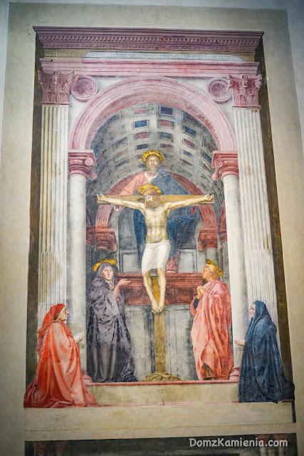 Santa Maria Novella Masaccio