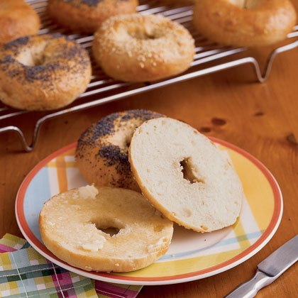 Bake Your Own Bagels Recipe
