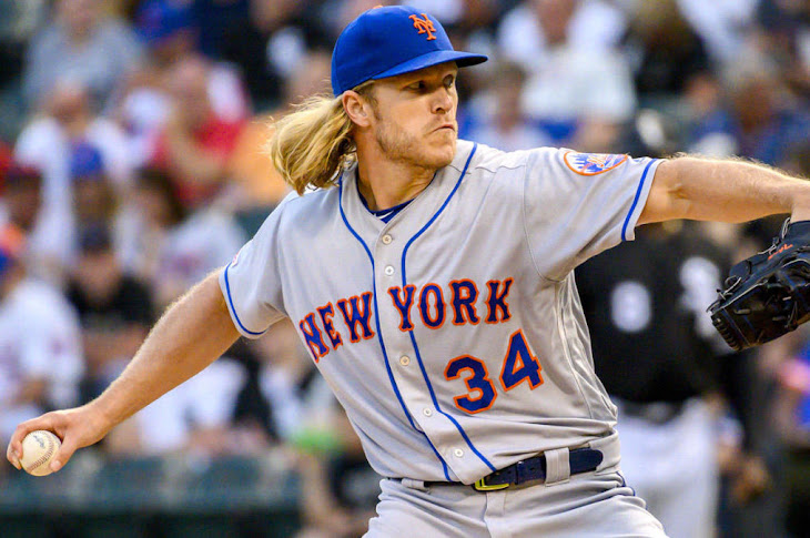 Noah Syndergaard Is Out For The Season