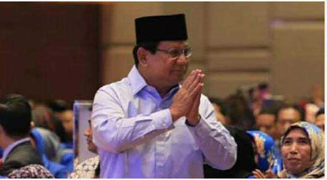 Ingat Pesan Gus Dur Soal Orang Paling ikhlas, Gerindra yakin Menang