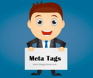 Cara Memasang Meta Keywords di Blogger