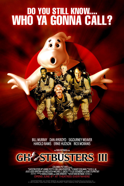 Ghostbusters 3 Stream German
