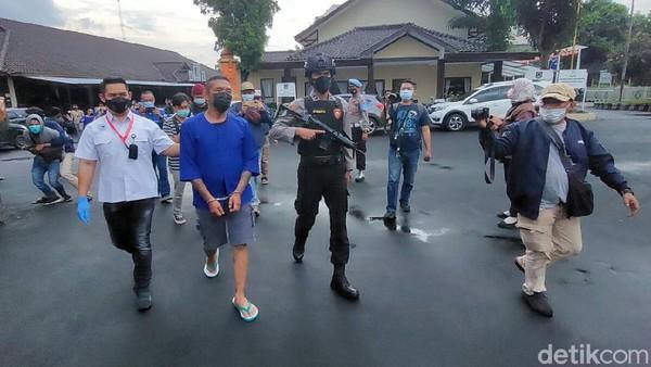Polisi Selidiki Kaitan Boris dan Jamal 'Preman Pensiun' di Kasus Narkoba