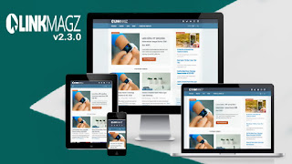Download Template LinkMagz Terbaru v2.3.0