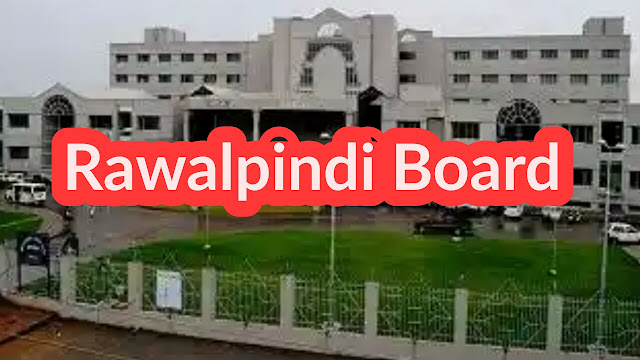 Rawalpindi Board 9th class result 2019 - Education Helper