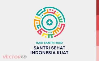 Hari Santri Nasional 2020 Logo - Download Vector File PDF (Portable Document Format)