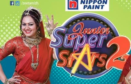 Junior Superstar 2 – 24-09-2017 Zee Tamil Show