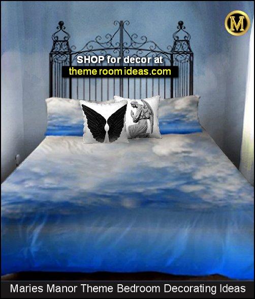 angels clouds bedrooms angel decor angel room decor cloud bedding