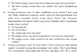 Soal Skb Bidan