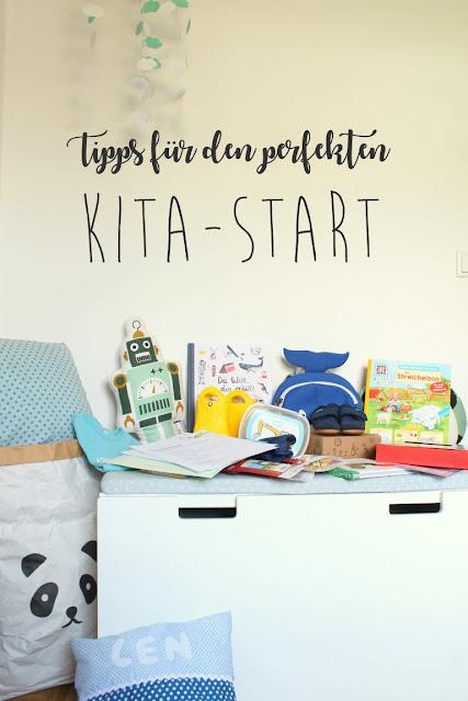 Tipps Gedanken Kindergarten Start Kita-Start Liste Jules kleines Freudenhaus
