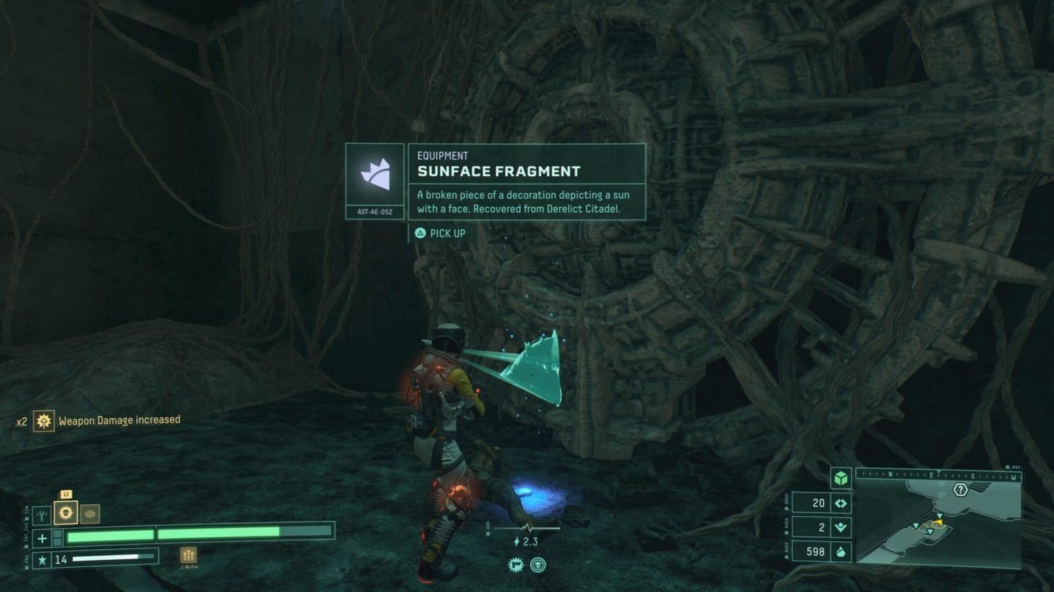 Location 3: Dilapidated Citadel