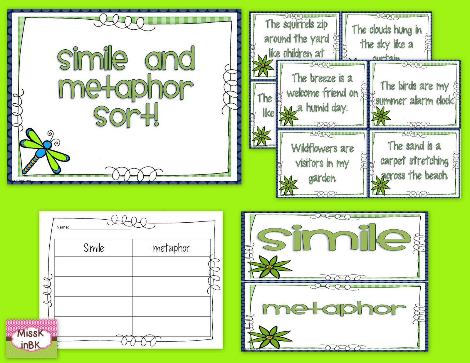 Misskinbk A Fifth Grade Blog Earth Day Poetry Activities