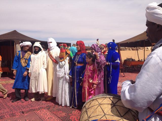 Una boda en el desierto de Marruecos - Foto: www.marruecos.com