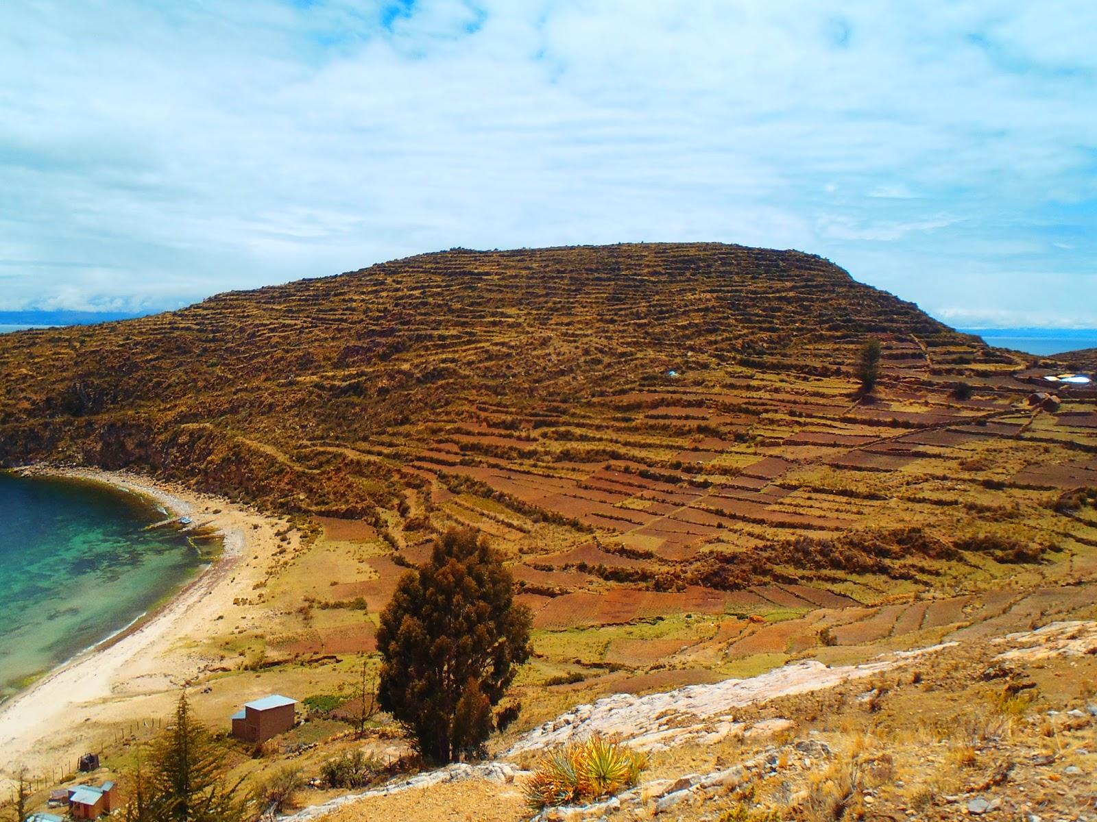 Isla Del Sol, Copacabana & Lake Titicaca - The Aussie ...  |Isla Del Sol Copacabana