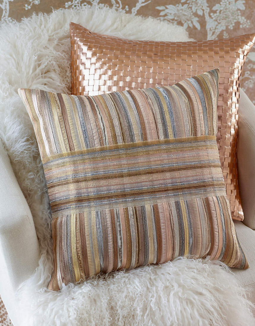 Annie Selke Decorative Pillows