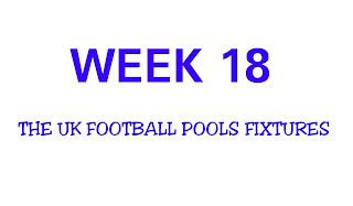 the football pools fixtures